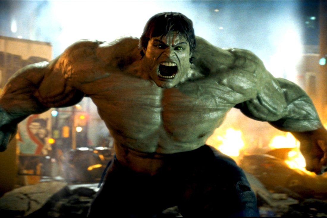 The Incredible Hulk (2008) Hulk